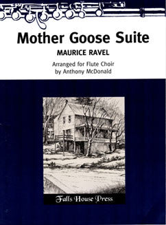 Ravel, M. - Mother Goose Suite - FLUTISTRY BOSTON