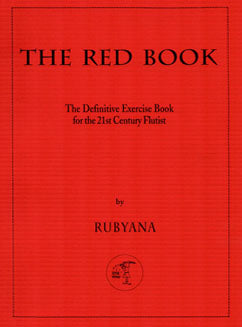 The Red Book - Rubyana - FLUTISTRY BOSTON