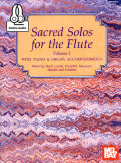 Gilliam/McCaskill - Sacred Solos for the Flute Vol 1 - FLUTISTRY BOSTON