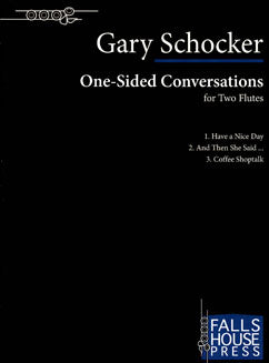Schocker, G. - One-Sided Conversations