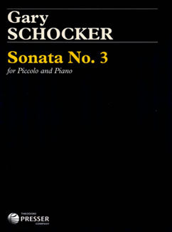 Schocker, G. - Sonata No. 3