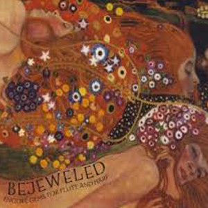 Bejeweled, Encore Gems for Flute and Harp CD (Julie Scolnik) - FLUTISTRY BOSTON