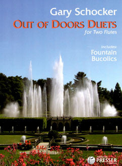 Schocker, G. - Out of Doors Duets - FLUTISTRY BOSTON