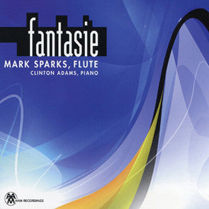 Fantasie CD (Mark Sparks)