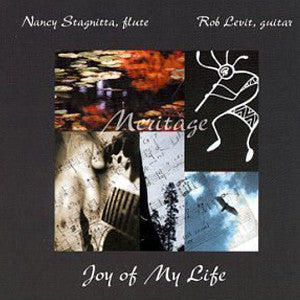 Joy Of My Life CD (Nancy Stagnitta)