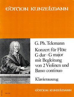 Telemann, G. - Concerto for Flute in G Major - FLUTISTRY BOSTON