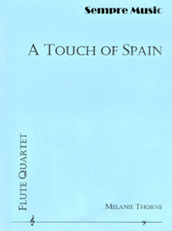Thorne, M. - A Touch of Spain