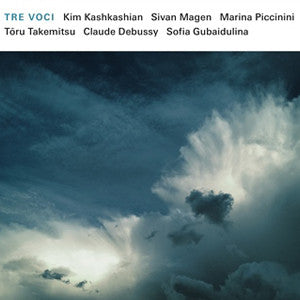 Tre Voci CD (Marina Piccinini) - FLUTISTRY BOSTON