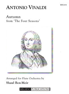 Vivaldi, A. - Autumn from 'The Four Seasons' - FLUTISTRY BOSTON