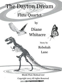 Whitacre, D. - The Dayton Dream - FLUTISTRY BOSTON