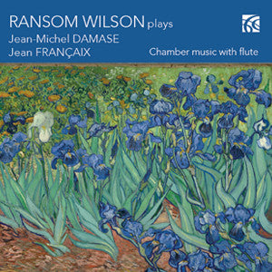 Chamber Music with Flute CD (Ransom Wilson) - FLUTISTRY BOSTON