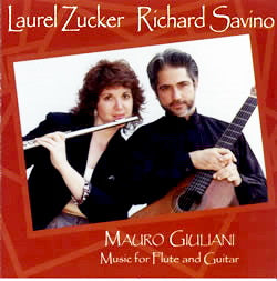 Music for Flute and Guitar (Laurel Zucker)