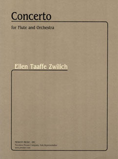 Zwilich, E. - Concerto for Flute and Orchestra - FLUTISTRY BOSTON