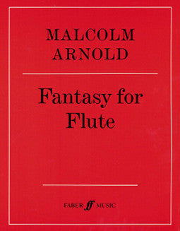 Arnold, M. - Fantasy, Op. 89 - FLUTISTRY BOSTON