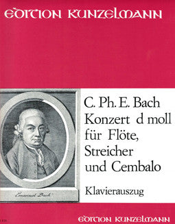 Bach, C.P.E. - Concerto in D minor - FLUTISTRY BOSTON