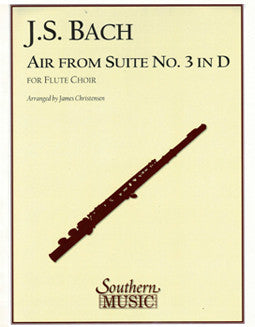 Bach, J.S. - Air from Suite No. 3 in D major - FLUTISTRY BOSTON
