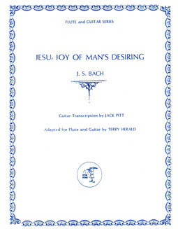 Bach, J.S. - Jesu, Joy of Man's Desiring - FLUTISTRY BOSTON