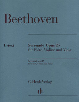Beethoven, L.V. - Serenade in D major, Op. 25 - FLUTISTRY BOSTON