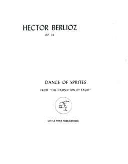 Berlioz, H. - The Damnation of Faust - Piccolo I - FLUTISTRY BOSTON