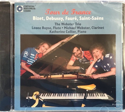 Tour de France CD (Webster Trio)