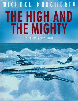 Daugherty, M. - The High and the Mighty - FLUTISTRY BOSTON