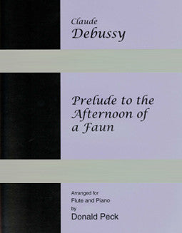 Debussy, C. - Prelude to the Afternoon of a Faun - FLUTISTRY BOSTON