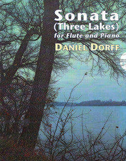 Dorff, D. - Sonata (Three Lakes)