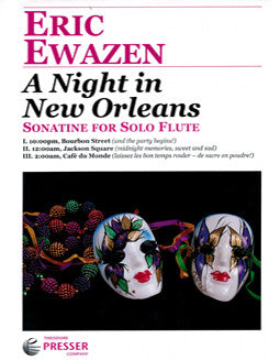 Ewazen, E. - A Night in New Orleans
