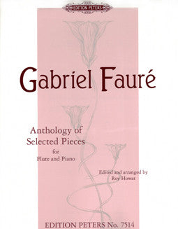 Faure, G. - Anthology of Selected Pieces