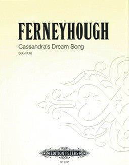 Ferneyhough, B. - Cassandra's Dream Song
