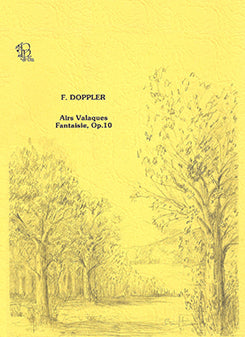Doppler, A.F. - Airs Valaques Fantasie, Op. 10
