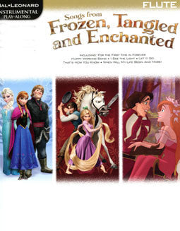 Songs from Frozen, Tangled, Enchanted