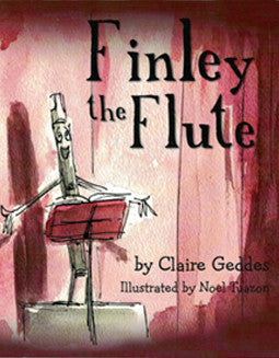 Geddes, C. - Finley the Flute - FLUTISTRY BOSTON