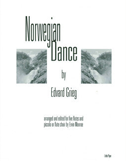 Grieg, E. - Norwegian Dance - FLUTISTRY BOSTON