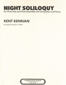 Kennan, K. - Night Soliloquy