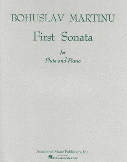 Martinu, B. - First Sonata - FLUTISTRY BOSTON