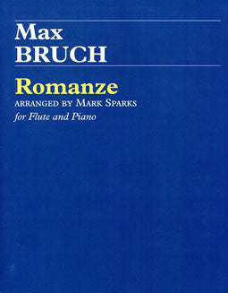 Bruch, M. - Romanze, Op. 85 - FLUTISTRY BOSTON