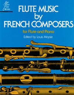 Flute Music by French Composers