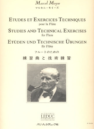 Moyse, M. - Studies and Technical Exercises