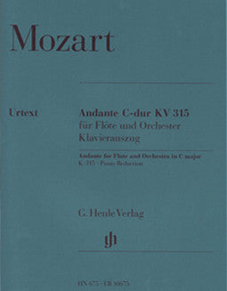 Mozart, W.A. - Andante in C major - FLUTISTRY BOSTON
