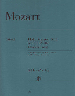 Mozart, W.A. - Concerto No. 1 in G major