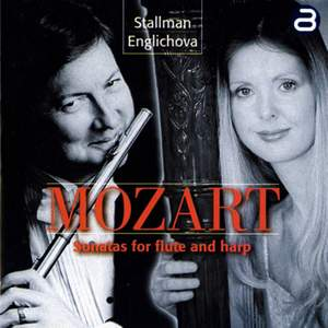 Mozart Sonatas for Flute and Harp CD