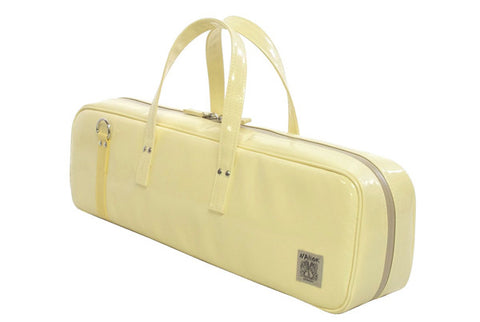 Nahok Combo Case - Cream with Custard Line
