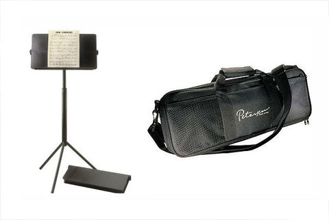 Petersen - Portable & Collapsable Music Stand - FLUTISTRY BOSTON