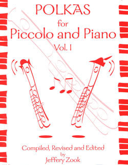 Polkas for Piccolo and Piano - Vol. 1