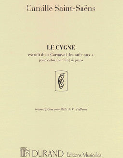 Saint-Saëns, C. - Le Cygne (The Swan)