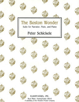Schickele, P. - The Boston Wonder