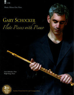 Schocker, G. - Flute Pieces with Piano