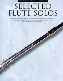 Selected Flute Solos - FLUTISTRY BOSTON