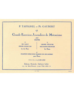 Taffanel & Gaubert - 17 Daily Exercises